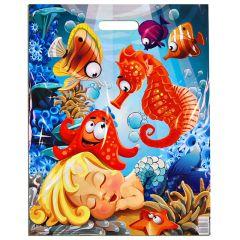 Plastpåse Mermaid