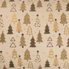 Presentpapper Christmas forest