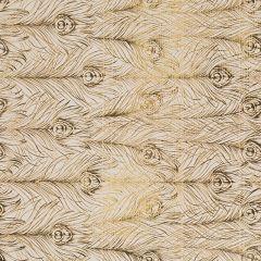 Presentpapper Golden feathers