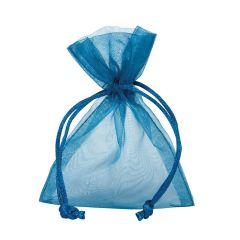 Organzapåse blå