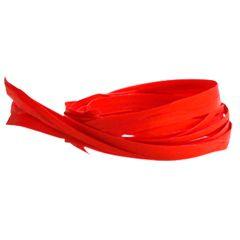 Raphleneband röd