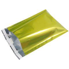 Metallic Grön E-handelspåse